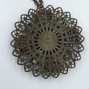 Liz Palacios Jewelry - Liz Palacios San Francisco Swarovski Necklace